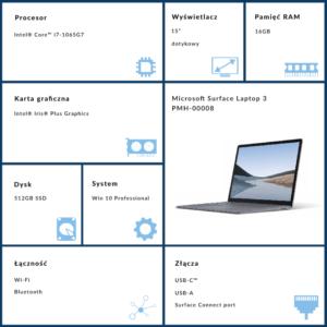 Microsoft Surface Laptop 3 - PMH-00008